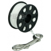 Spool 30m with SS 100 mm snap