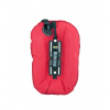 TecLine Donut 15 with built-in adapter - RED