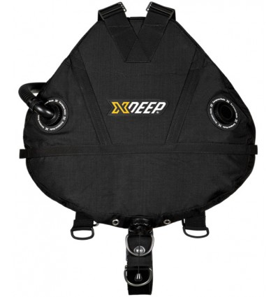 xDEEP Side Mount Stealth 2.0 set
