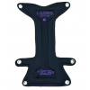 "Backplate soft pad ""H"" with buoy pocket LADY"