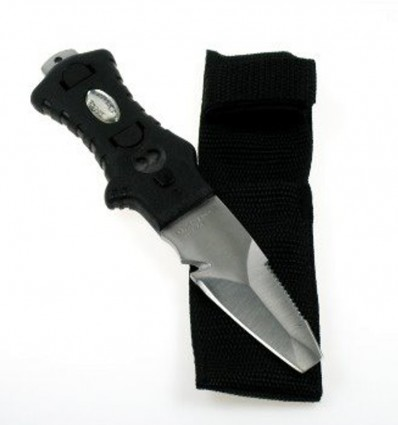 Knife Minirazor for harness with holster