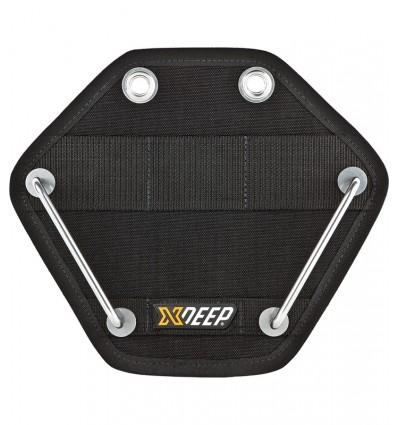 xDeep - Sidemount butt-plate