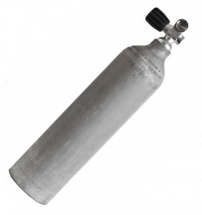 Alu tank 3L with valve