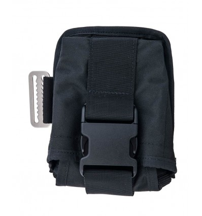 TecLine - Double Weight Pockets with bolts and nuts