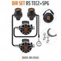TecLine - Dir Set R5 TEC2 NEW!!! pełny zestaw