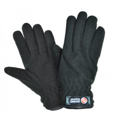 Santi - Inserts en polaire pour gants secs
