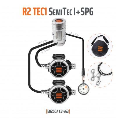 TecLine R2 TEC1 SemiTec with SPG