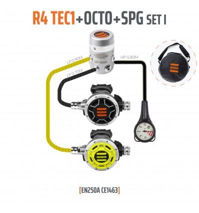 TecLine R4 TEC1 + OCTO + SPG