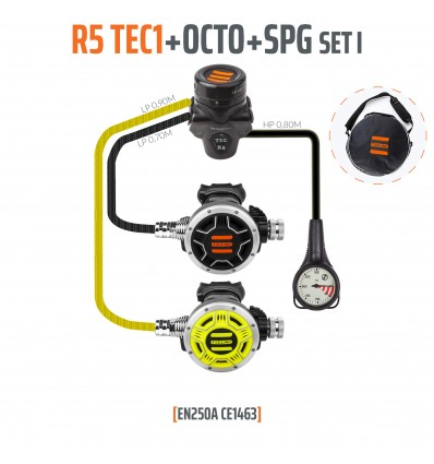 TecLine R5 TEC1 + OCTO + SPG