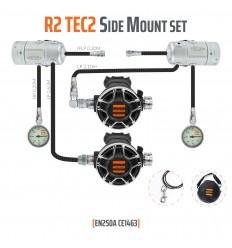 TecLine R2 TEC2 SideMount Set