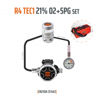 TecLine - R4 TEC1 up to 40% O2