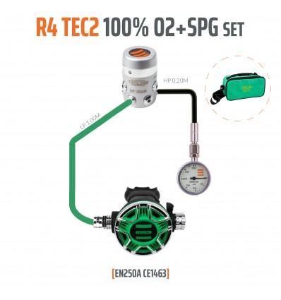 TecLine - R4 TEC2 100% O2