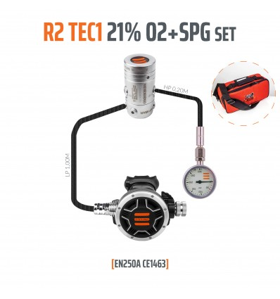 TecLine - R2 TEC1 up to 40% O2