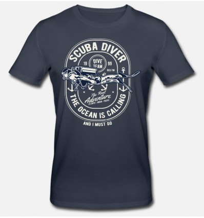 T-Shirt OCEAN is CALLING