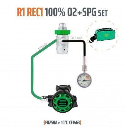 TecLine - R1 REC1 100% O2