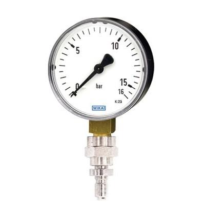 Manometr Kontrolny Ciśnienia Międzystopniowego