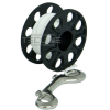 Spool 15m with SS 100 mm snap