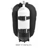tecLine Donut 15/17 z wbudowanym adapterem