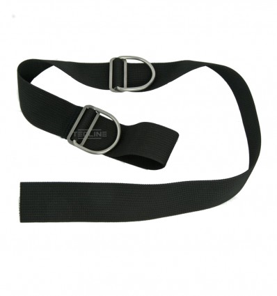 Crotch strap with D-Rings