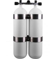 Twinset: zestaw dwubutlowy 2X12 L