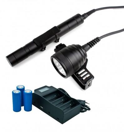 LED xFROG FL-06 Canister Accu