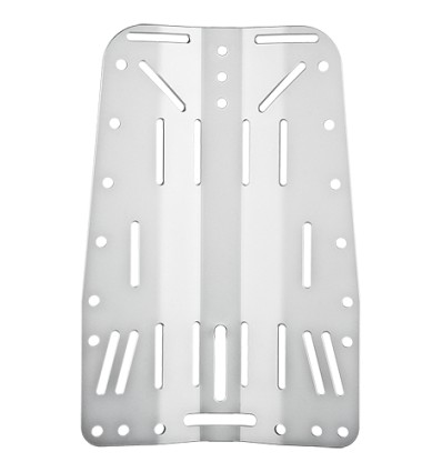 xDeep - Aluminium backplate