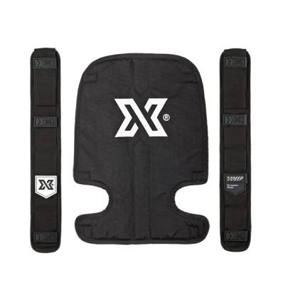 xDeep - Wyściółka 3D Mesh komplet